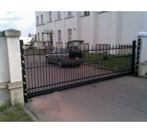 Vjezdové brány Praha